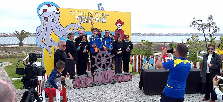 Clube Minigolfe da Costa Nova
