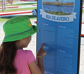 Visites d'étude Costa Nova Aveiro
