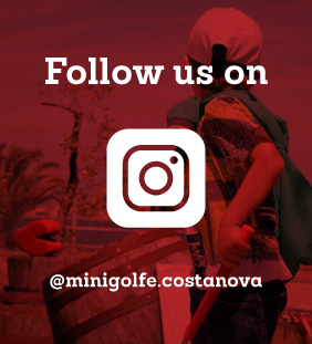 Costa Nova Mini Golf Instagram
