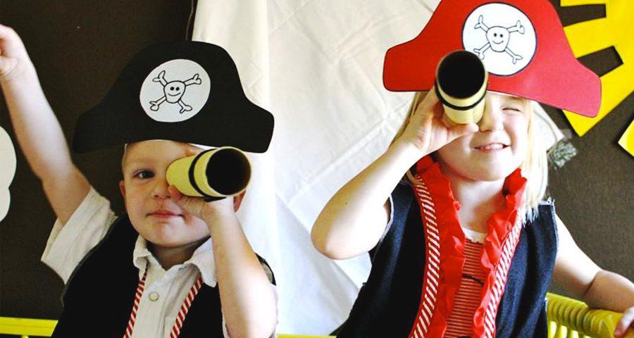 Festa de Aniversário Pirata